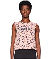 Kate Spade New York Athleisure - Prairie Rose Work It Tank Top