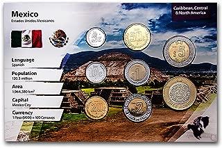 mexico 20 centavos coin