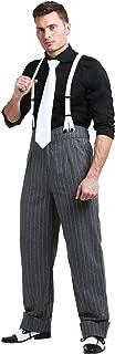 Men's Underboss Gangster Costume 1920s Gangster Costume Men