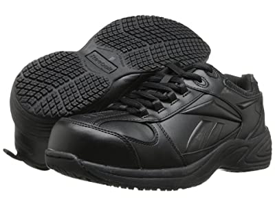 Reebok Work Jorie (Black) Men