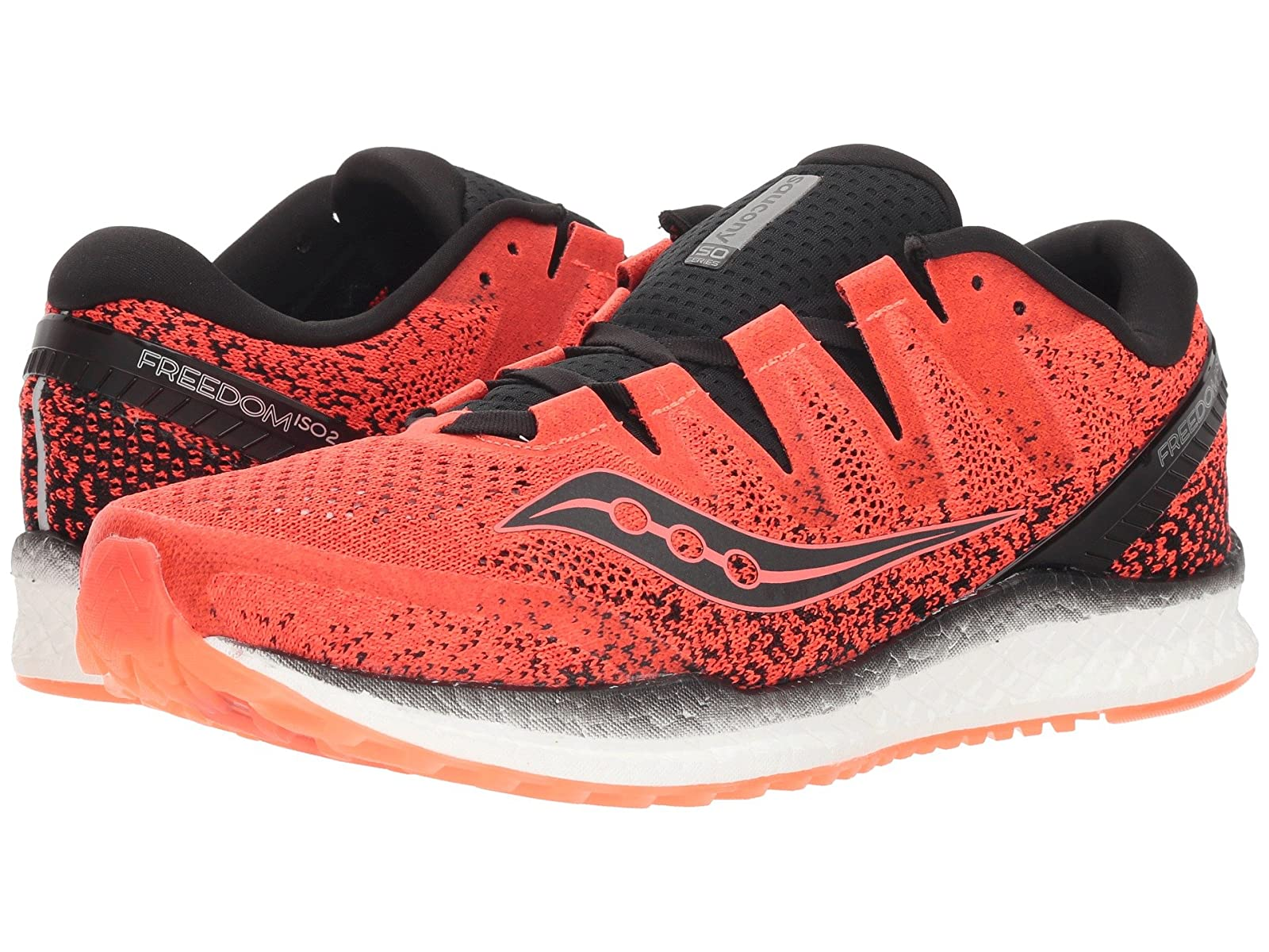 Saucony Freedom ISO²Atmospheric grades have affordable shoes