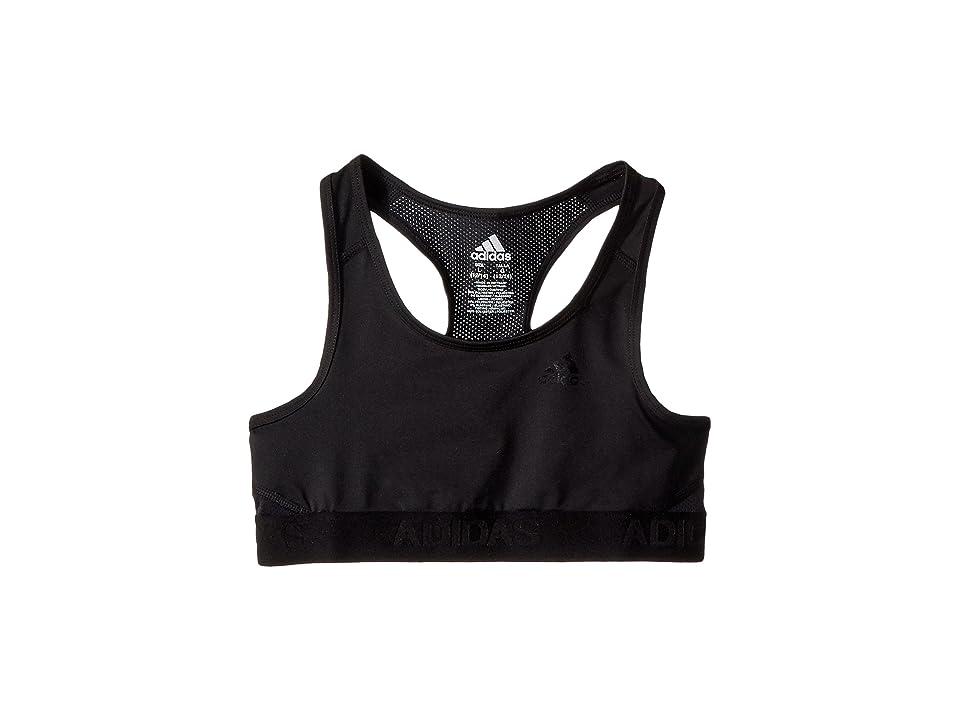 77832cb3045 adidas Kids Gym Bra (Big Kids) (Black) Girl s Bra