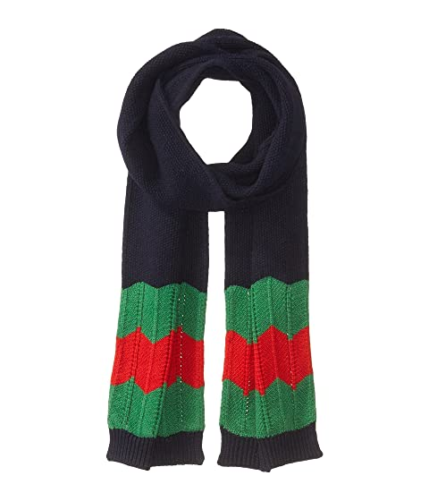 Gucci Kids Rices Wool Scarf