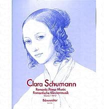 Romántica Piano Música 2–Arreglados para Piano [de la fragancia/Alemán] Compositor: SCHUMANN clara