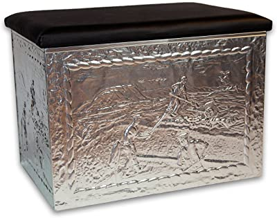 Siobhans Irish Turf Box (Silver)