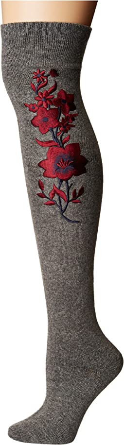 Free People - Embroidered Tall Sock