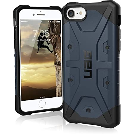 Urban Armor Gear UAG Designed for iPhone SE (2020)/iPhone 8/iPhone 7 [4.7-inch] Pathfinder Case Clear Impact Resistant Military Drop Tested Protective Cover, Mallard