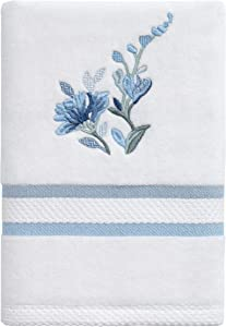 Avanti Linens Garden View Collection, Hand Towel, Ivory