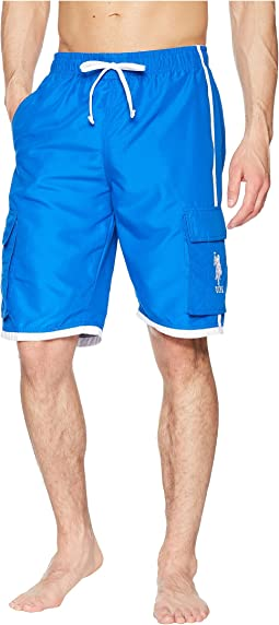 "11"" Basic Swim Shorts"
