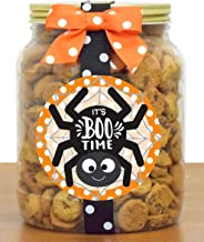 Nam's Bits Chocolate Chip Cookies - Halloween Half Gallon Jar (IBT)