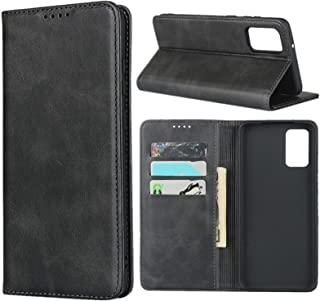 SunYoo for Samsung Galaxy S20 FE 4G/5G Wallet Case, with Cards Slots & Magnetic & Flip Folio with Cowhide Pattern Leather ...