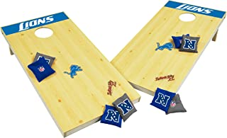 Wild Sports NFL 2' x 4' Authentic Cornhole Game Set