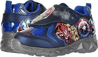 Marvel Avengers Lighted Athletic Shoes Blue Toddler/Little Kid