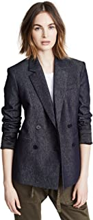 Theory Women's Double Breasted Blazer