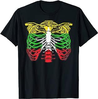 Skeleton Myanmar Shirt Halloween Myanmarese