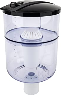 Vitapur GWF8BLK water filtration system, one size, Clear