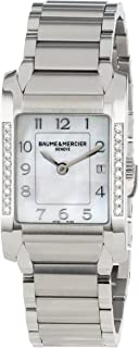 Women's MOA10051 Quartz Stainless Steel Mother-of-Pearl Dial Watch