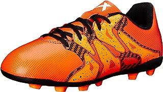adidas Performance X 15.4 FG J Soccer Shoe (Little Kid/Big Kid)