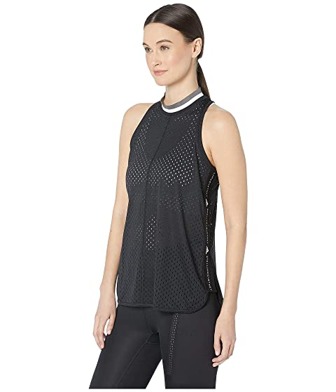 d5bd626525a adidas by Stella McCartney Train Mesh Tank DW9698 at Luxury.Zappos.com