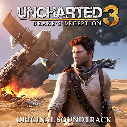 Uncharted 3 Drake S Deception Original Video Game Soundtrack By