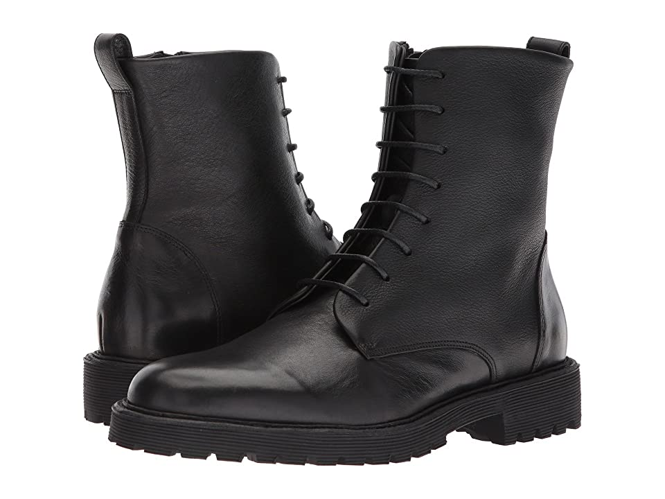 3e6b951fd4 Vince Brigade (Black Yak Calf) Men s Shoes