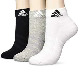 adidas Men's Cush 3pp Ankle Socks