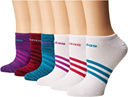 adidas - Superlite 6-Pack No Show