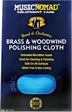 trombone polishing cloth