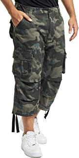 Brandit Urban Legend 3/4length Shorts Black