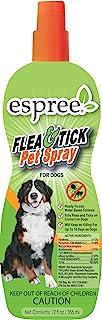 Espree Natural Flea & Tick Pet Spray 12oz-Fresh Clean (Pack of 1)