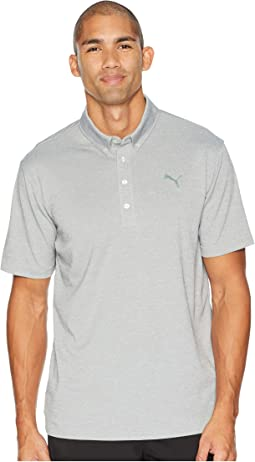 Oxford Heather Polo