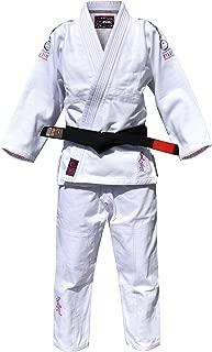 Fuji IBJJF Uniform, Pink