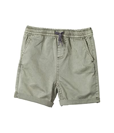 COTTON ON Finn Woven Shorts (Infant/Toddler) (Silver Sage) Boy