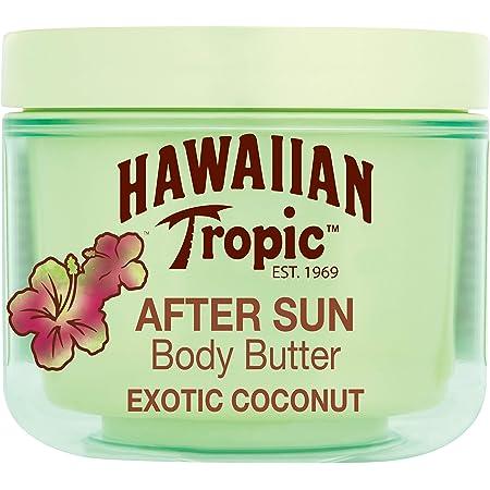 Hawaiian Tropic COCONUT BODY BUTTER, Burro per Corpo - 200 ml
