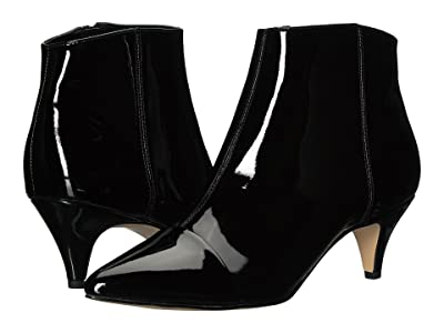 Sam Edelman Kinzey 2 (Black Soft Cow Patent Leather) Women