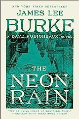 The Neon Rain: A Dave Robicheaux Novel Kindle Edition