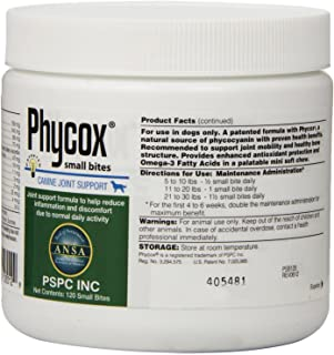 Best phycox small bites 120 soft chews Reviews