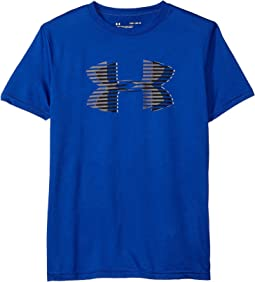 Under Armour Kids - Tech Big Logo Solid Tee (Big Kids)