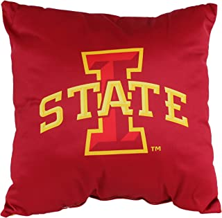 "College Covers Iowa State Cyclones 16"" x 16"" Decorative Pillow"