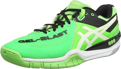ASICS GEL BLAST 6 Indoor Court Shoes - 12 - Green : Amazon.ca ...