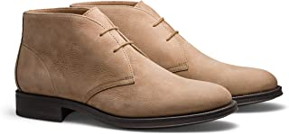The Bolton: Premium Hand Crafted Men's Leather Chukka Casual Boot