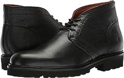 Black Tumbled Pull Up/Soft Vintage Leather