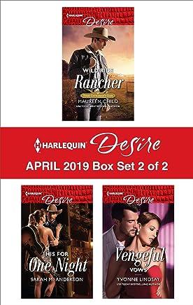 Harlequin Desire April 2019 - Box Set 2 of 2