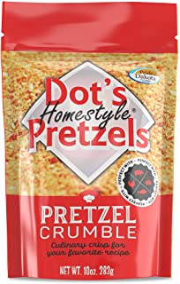 Dot's Homestyle Pretzels   Pretzel Crumble   10 oz. Bag   Formerly Dot's Pretzel Rub   1 Bag
