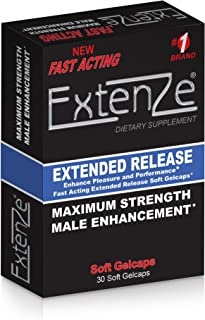 ExtenZe Extended Release Soft Gel 30ct.