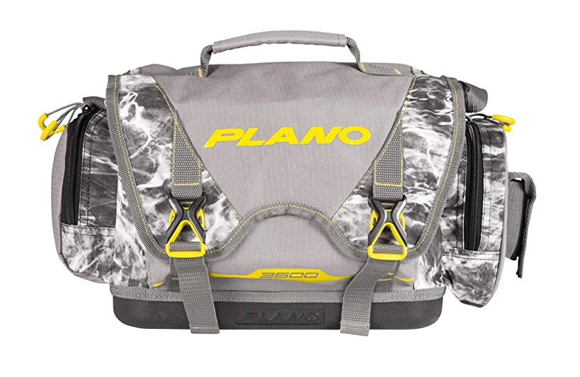 Plano B-Series Mossy Oak Manta Tackle Bag, Includes 4 Tackle Storage Stows