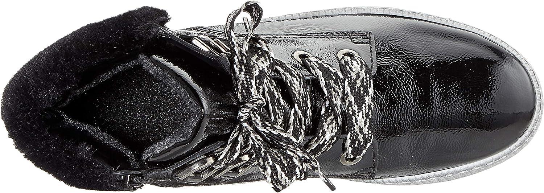 Gabor Damen Comfort Basic Stiefeletten Schwarz Schwarz Mel 97 98I3y