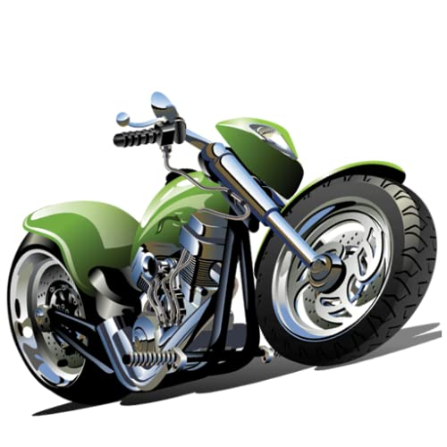 Motorräder Puzzle
