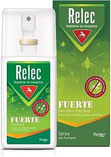 Relec Fuerte | Spray Antimosquitos | Repelente de mosquitos