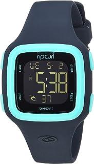 リップカールWomen 's ' Candy ' Quartzプラスチックとシリコンスポーツ腕時計、カラーグレー(モデル: a3126g-slt)